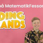 Coding Islands: Nyt kodespil på MatematikFessor