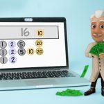Matematikopgaver til indskolingen i pengeugen