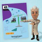 Bliv skarp til ligninger med ligningsbogen på MatematikFessor